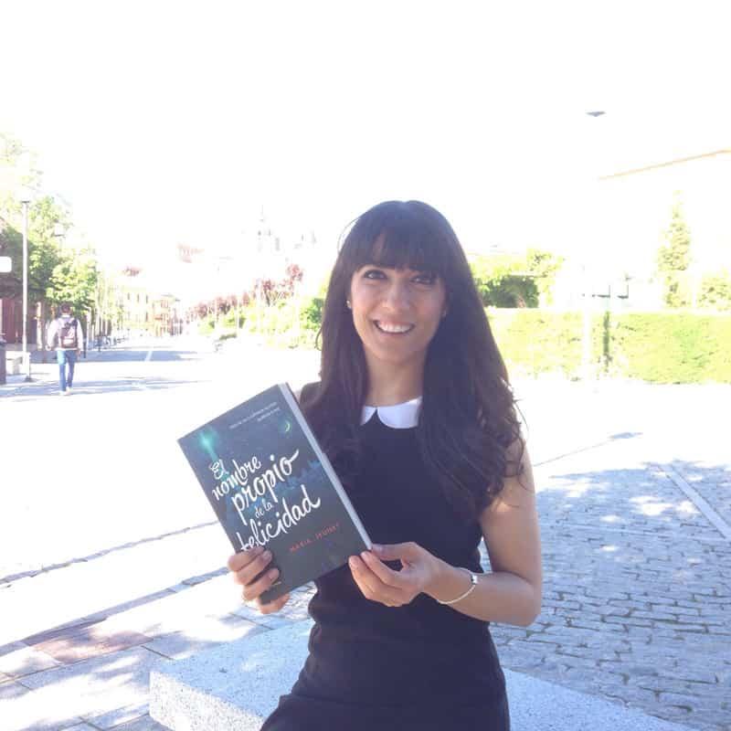 Entrevista con la escritora María Jeunet