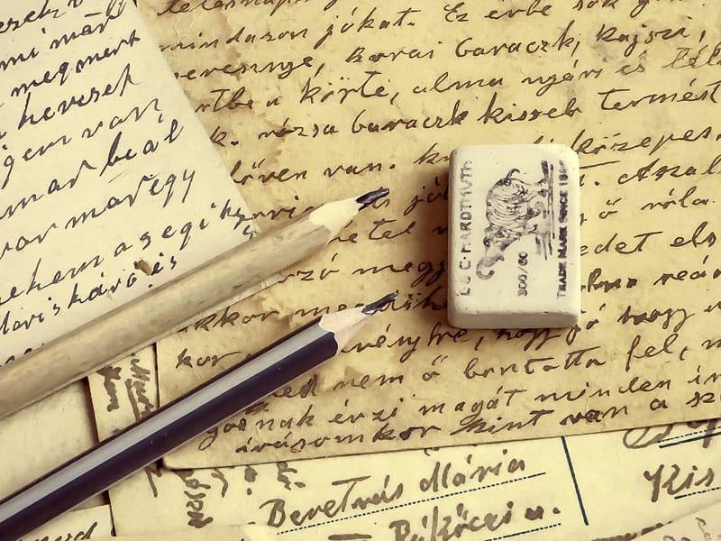 Cómo parecer un escritor experimentado