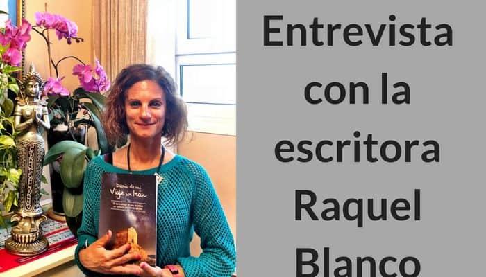 Entrevista Raquel Blanco Diario de mi viaje por Irán