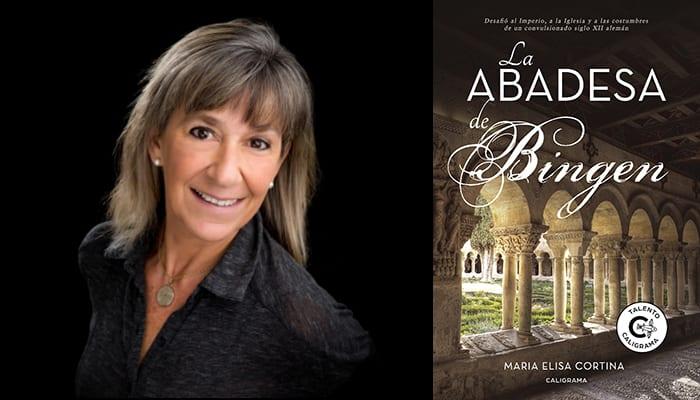 Maria Elisa_Cortina - La Abadesade Bingen