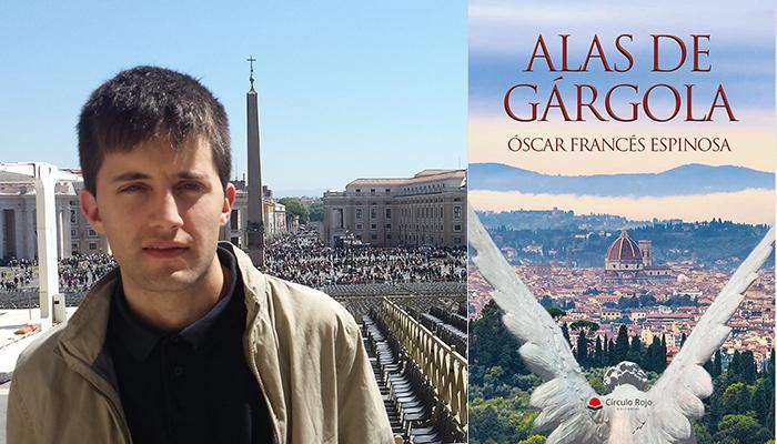 Óscar Fránces Espinosa - Alas de Gárgola
