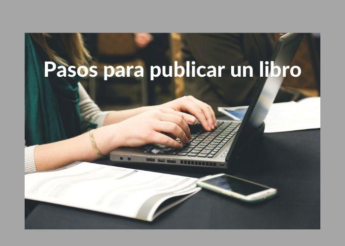 pasos para publicar un libro