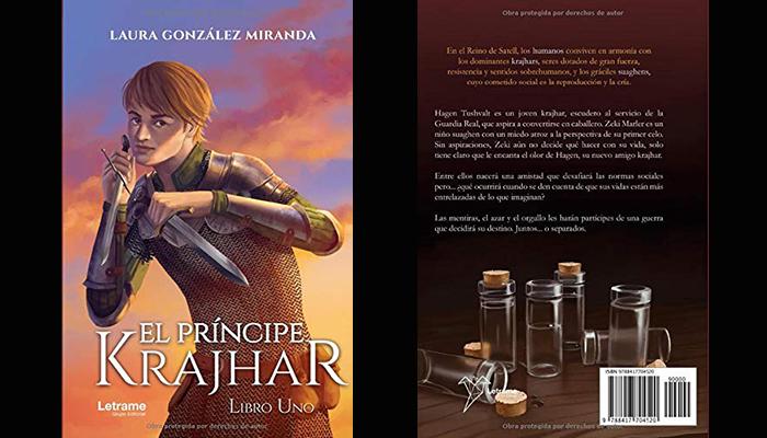 Laura Gonzalez Miranda - El principe Krajhar