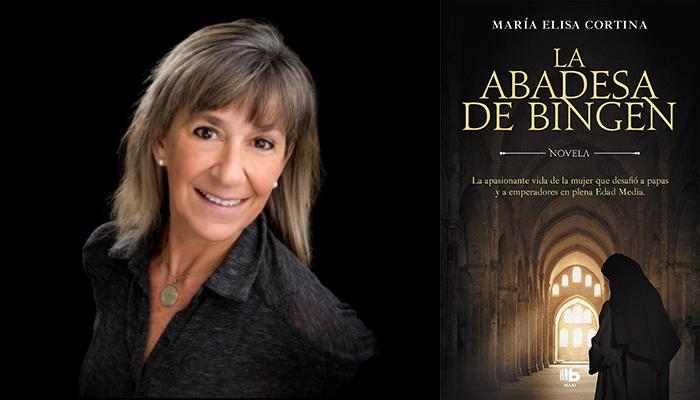 Maria Elisa Cortina_La-Abadesa de Bingen-Ediciones B