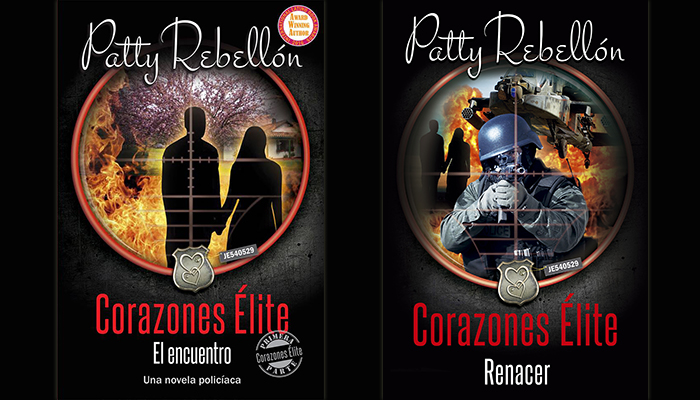 Patty Rebellon Libros