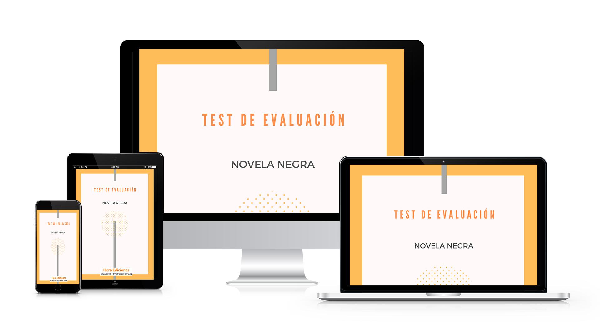 Test Novela Negra