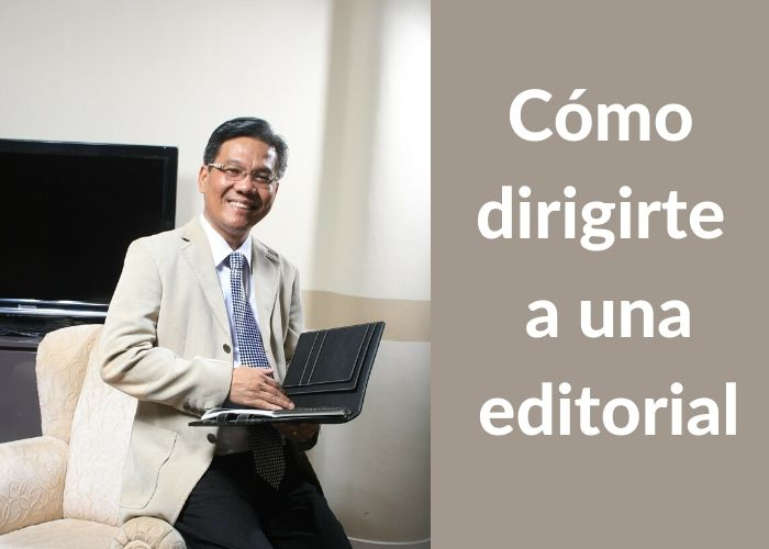 cómo dirigirte a una editorial